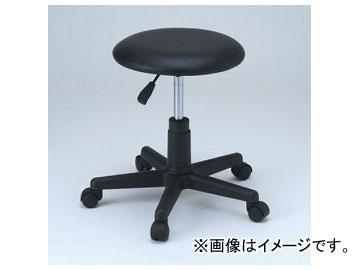 アズワン/AS ONE 背なし椅子 QZY-02 品番:1-4316-01 JAN:4580110248418