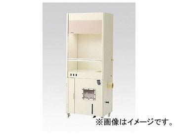 アズワン/AS ONE コンパクトドラフト700P(PVC製・湿式スクラバー一体型) CD7P-W 品番:3-5332-21 JAN:4560111774901