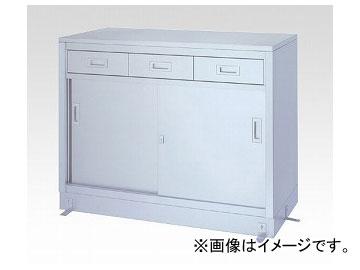 アズワン/AS ONE ステンレス保管庫(ステンレス戸) LDタイプ 9060 品番:1-8253-02