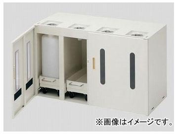 アズワン/AS ONE 廃液容器保管庫(UT-Lab.) WF-4 品番:2-712-03 JAN:4571110723616