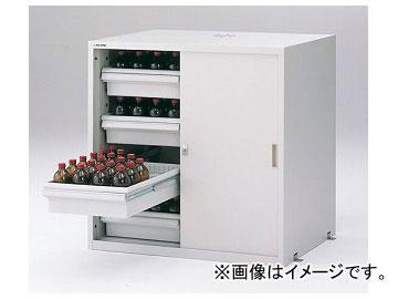アズワン/AS ONE 耐震薬品庫(スチール製) SPW-990 品番:3-5345-21 JAN:4562108470360