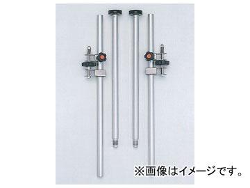 アズワン/AS ONE 実験台シェルフ用金具(セーフティポール) SFPS 品番:1-959-01