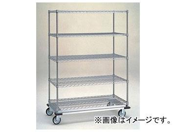 アズワン/AS ONE スーパーエレクターシェルフ標準セット MS610S 品番:3-319-02