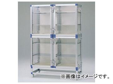 アズワン/AS ONE ガス置換デシケータージャンボ GD-W4S 品番:1-5213-04