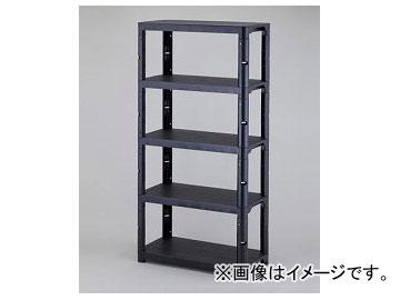 アズワン/AS ONE プラスチック棚 TPT-6345C-BK 品番:1-1541-02 JAN:4989999824346