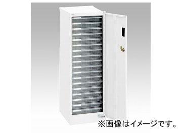 アズワン/AS ONE セキュリティフロアケース(A4サイズ・縦型) AF-S18-シロ 品番:1-3439-03