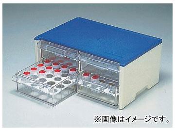 アズワン/AS ONE サンプル管ケース M-1型 品番:3-220-01 JAN:4562108510363