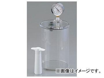 アズワン/AS ONE ミニ真空容器 VCP-30L 品番:1-4467-02 JAN:4560111767460