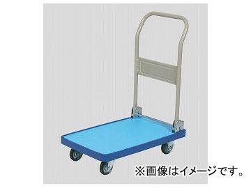 アズワン/AS ONE 樹脂製台車(緩衝ゴム付き) KPP-151S 品番:2-236-01