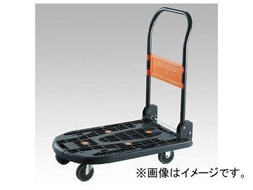 アズワン/AS ONE 軽量樹脂製運搬車(カルティオ) MPK-720-BK 品番:2-3934-02 JAN:4989999017038