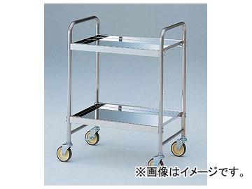 アズワン/AS ONE ヘビーカート SUS-2W(2段) 品番:3-1099-01 JAN:4560111770194