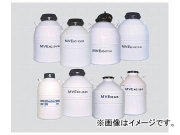 アズワン/AS ONE 液体窒素保存容器 XC34/18 品番:2-5895-05