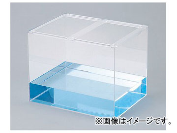 アズワン/AS ONE アクリル水槽 PW75 品番:1-2982-02 JAN:4560111725965