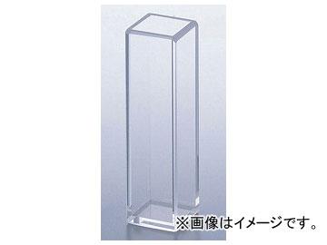 アズワン/AS ONE 標準石英セル(分光光度計用) 全面透明 4510-01 品番:2-7644-04