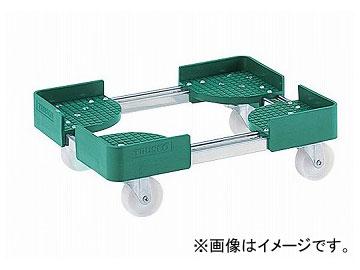 アズワン/AS ONE 伸縮式コンテナ台車 FCD-4050SUS 品番:1-6741-02