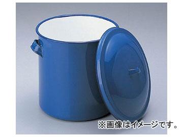 アズワン/AS ONE ホーローフタ付タンク 25L 品番:5-191-08 JAN:4976045010099