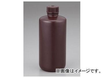 アズワン/AS ONE 細口試薬ボトル 褐色/500ml 品番:1-2689-08