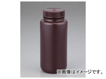 アズワン/AS ONE 広口試薬ボトル 褐色/500ml 品番:1-2687-05