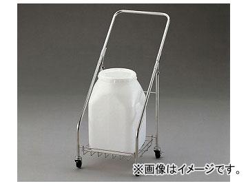 アズワン/AS ONE ボトルカート 角型 2型 品番:5-034-02 JAN:4562108486552
