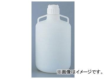 アズワン/AS ONE フッ素加工大型瓶(HDPE製) 20L 2097-0050 品番:4-5648-02