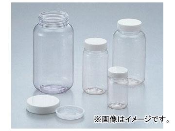アズワン/AS ONE クリヤ広口瓶(透明エンビ製)(ケース入) 250ml 品番:5-031-52
