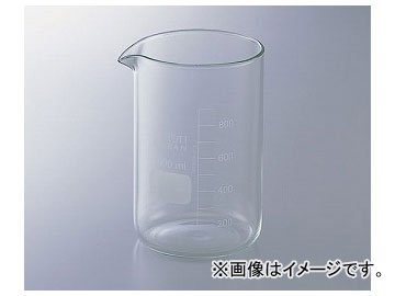 アズワン/AS ONE 厚手ビーカー(DURAN(R)) 2000ml 211316308 品番:1-8401-06 JAN:4032051003491