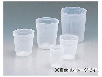 アズワン/AS ONE ディスポカップ(バキュームタイプ)(ケース入) V-300C 品番:5-077-14