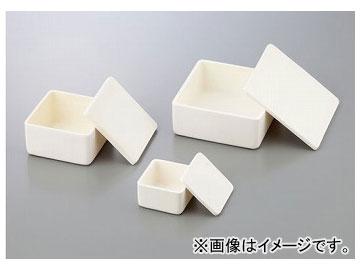 アズワン/AS ONE アルミナるつぼ(角型) 本体 品番:1-2385-03