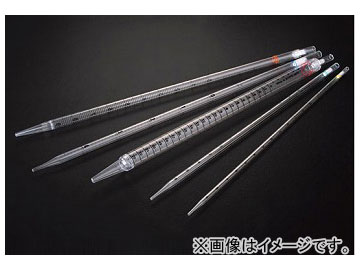 アズワン/AS ONE プラスチックピペット 1ml GSP010001 品番:1-4985-11