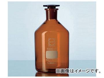 アズワン/AS ONE 試薬瓶(栓付き)(デュラン(R)) 茶/2000ml 品番:2-1971-07 JAN:4032051004696