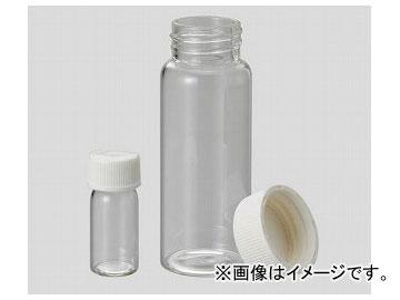 アズワン/AS ONE スクリューバイアル瓶(目盛線なし・酸洗浄済) A-50 品番:3-1599-07