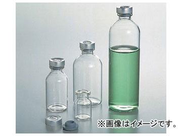 アズワン/AS ONE バイアル瓶(ゴム栓アルミキャップ付き) No.7 品番:5-111-07