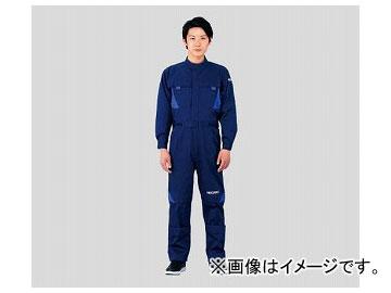 アズワン/AS ONE つなぎ服・1-8600NB サイズ:M,L,LL