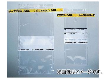 アズワン/AS ONE フラットワイヤーサンプリングバッグ B01339WA 品番:2-6371-01 JAN:4580110252224