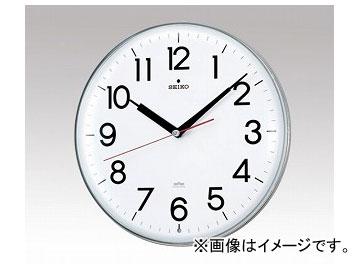 アズワン/AS ONE 電波壁掛時計 KX301H 品番:1-1256-01 JAN:4517228022449