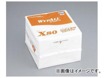 アズワン/AS ONE ワイプオール 4つ折り 60580(X80) 品番:5-5643-31 JAN:4901750603809
