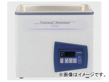 アズワン/AS ONE 卓上型超音波洗浄器(ソノクリーナーDシリーズ) 200D 品番:1-8802-05
