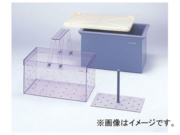 アズワン/AS ONE 角型洗浄槽 バスケット R-2型 品番:4-040-04 JAN:4562108510417