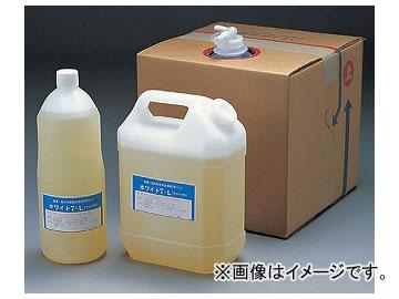 アズワン/AS ONE 洗浄剤(浸漬用液体) ホワイト7-L 20kg 品番:4-089-03 JAN:4987763100740