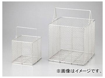アズワン/AS ONE ステンレス洗浄カゴ 角型 大300 品番:1-3451-04 JAN:4560111727105
