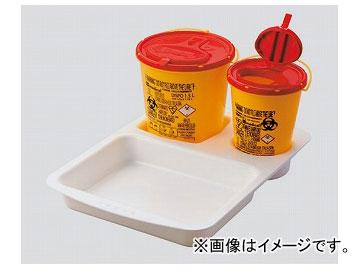 アズワン/AS ONE ケア用トレー DISPO 0.7/1/1.5用 ケース販売 品番:8-3161-61