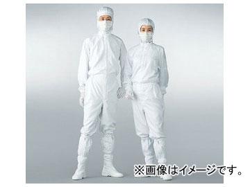 アズワン/AS ONE ESD対策無塵衣(ホワイト) FS150C サイズ:3L,2L,L,M,S