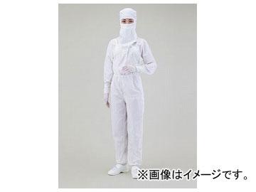 アズワン/AS ONE マスク付きフード一体型ワンピース(オートクレーブ対応) サイズ:3L PP1945H 品番:1-3544-01 JAN:4936150769886