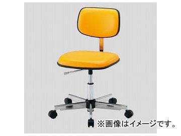 アズワン/AS ONE クリーンカラフルスタンダードチェア(クラス100対応) オレンジ LSC-O 品番:2-666-04 JAN:4571110730997
