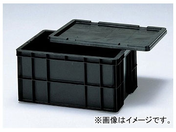 アズワン/AS ONE 導電ボックス 64型 品番:7-142-05 JAN:4983049486409