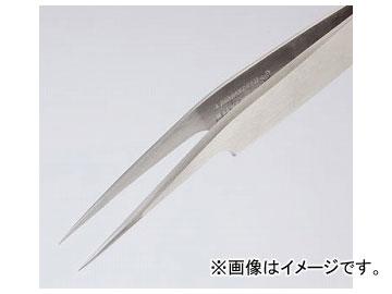 アズワン/AS ONE 精密ピンセットNo.5A(斜めで鋭い刃先) NO.5A-TITAN 品番:7-562-40 JAN:4560111748223