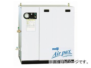 明治機械製作所/meiji パッケージコンプレッサ エアパックス APK-22B 6P(IE3・60HZ)