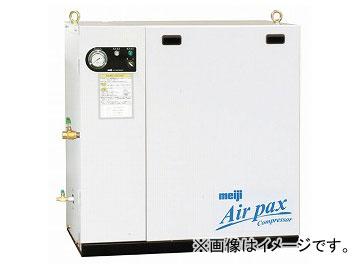 明治機械製作所/meiji パッケージコンプレッサ エアパックス APK-37B 6P(IE3・60HZ)