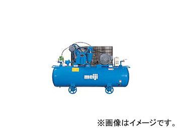 明治機械製作所/meiji 中圧小型汎用コンプレッサ GKH-37 6P(IE3・60HZ)