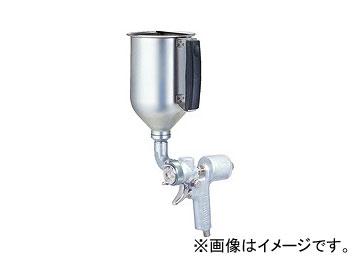 明治機械製作所/meiji 建築塗装用スプレーガン 多彩ガン(カップ無し) HS2YA-G30